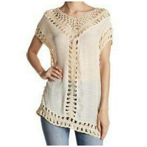 Forgotten Grace Crochet Tunic